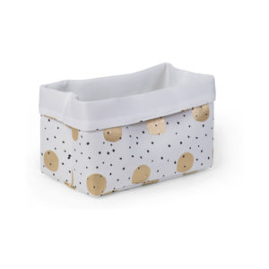 Childhome opbergmand gold dots 20