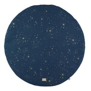 nobodinoz speelmat full moon gold stella night blue