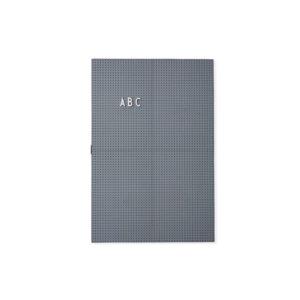 Grijs Letterbord A3 van Design Letters