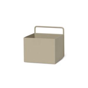 Vierkant bakje in cashmere van Ferm Living
