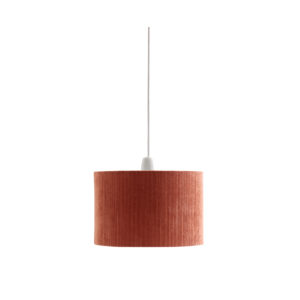 KIDS CONCEPT HANGLAMP CORDUROY ROEST