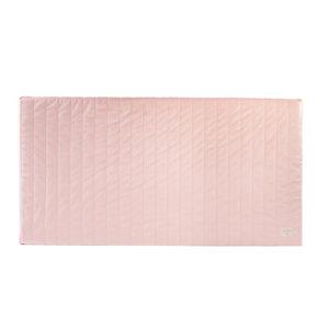 Roze speelmat in velvet van Nobodinoz