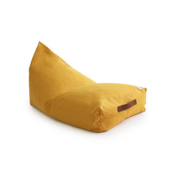 Gele zitzak in katoen van Nobodinoz