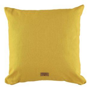 Nobodinoz-kussen-Aladdin-farniente-yellow