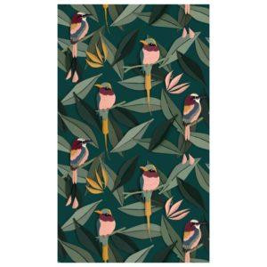 Behangpapier met vogels van Studio Ditte