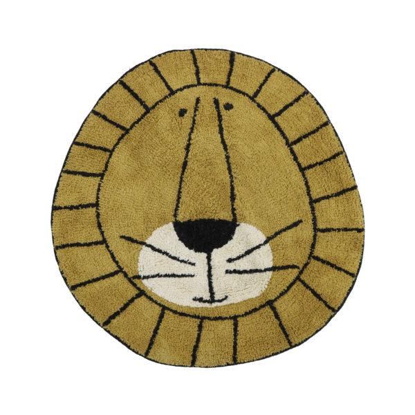 Leeuw tapijt van Tapis Petit