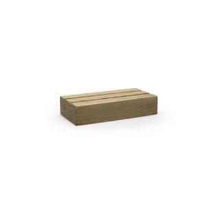 atelier pierre houten eiken fotokader 10 x 4,5 cm