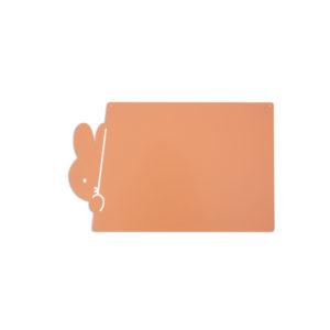 Oranje magneetbord Nijntje Week-a-boo van Atelier Pierre