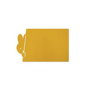 Geel magneetbord Nijntje Week-a-boo van Atelier Pierre