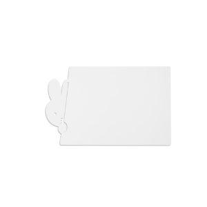 Wit magneetbord Nijntje Week-a-boo van Atelier Pierre