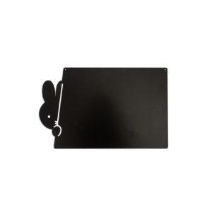Zwart magneetbord Nijntje Week-a-boo van Atelier Pierre