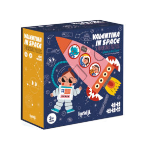 LONDI PUZZEL VALENTINA IN SPACE