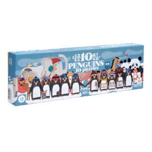 LONDJI PUZZEL 10 PINGUINS PACK