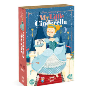 LONDJI PUZZEL CINDERELLA PACKAGING