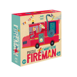 LONDJI PUZZEL FIREMAN PACKAGING