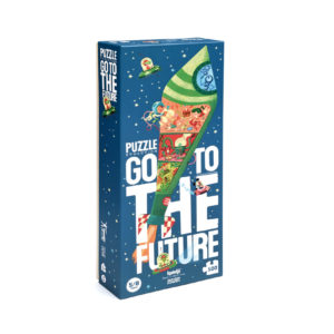 LONDJI PUZZEL GO TO THE FUTURE PACKAGING