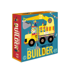 LONDJI PUZZEL I WANT TO BE BUILDER