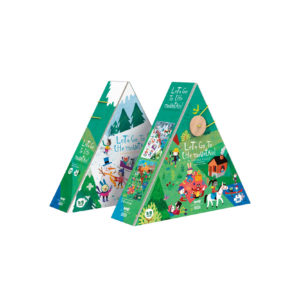 LONDJI PUZZEL LET'S GO TO THE MOUNTAINS PACKAGING