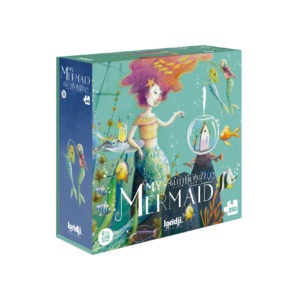 LONDJI PUZZEL MY MERMAID PACKAGING