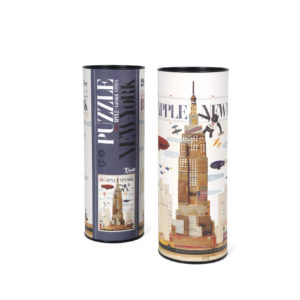 LONDJI PUZZEL NEW YORK PACKAGING