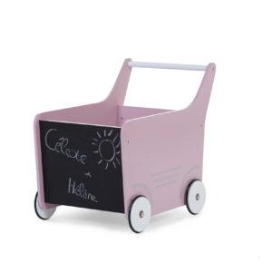 childhome loopwagen roze