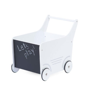 childhome loopwagen wit
