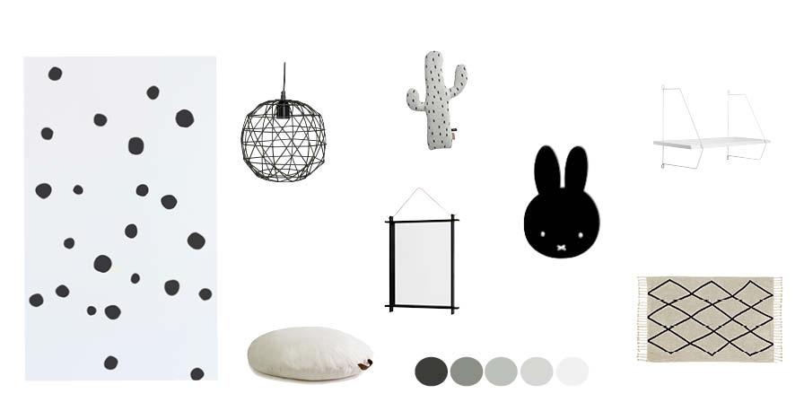 MOODBOARD BLACK _ WHITE 430 X 220