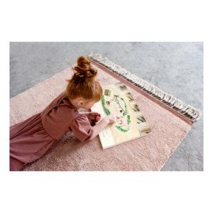 tapis petit tapijt Julie Pink TC1030 SFEER