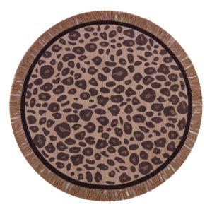 tapis petit tapijt leopard CP2000