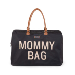 CHILDHOME MOMMY BAG ZWART