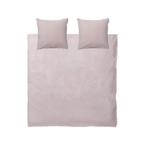 Ferm Living dekbedovertrek Hush Bedding Milkyway Rose 220x220