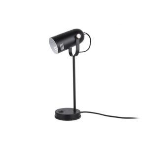 Zwarte bureaulamp Husk van Present Time