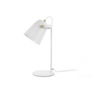 Witte bureaulamp Steady van Present Time