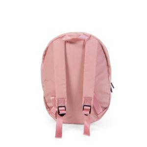 childhome abc rugzak roze achterkant