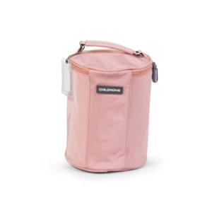 childhome my lunchbag roze achterkant