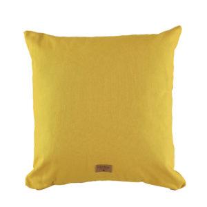 nobodinoz kussen aladdin farniente yellow