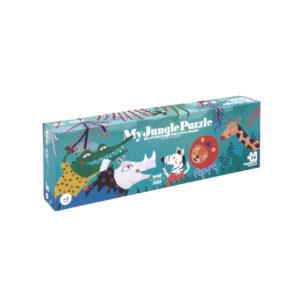 Londji my jungle puzzel verpakking