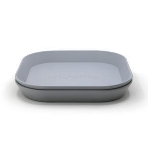 Blauwe borden van Mushie