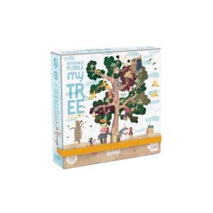 londji pocket puzzel my tree