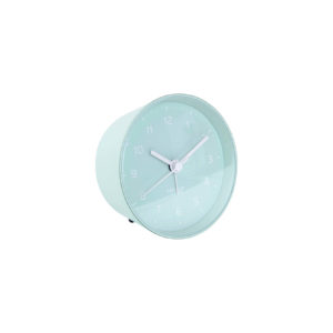 present time wekker cone mint