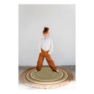 tapis petit tapijt jute tess rust sfeer2
