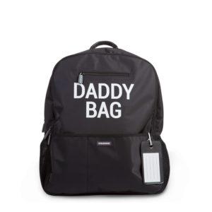 Zwarte rugzak voor papa's van Childhome