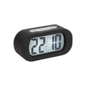 present time wekker gummy zwart