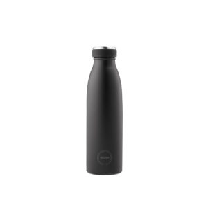 AYA&IDA DRINKFLES ZWART 500 ML