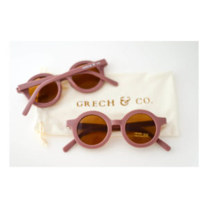 GRECH & CO SUSTAINABLE SUNGLASSES BURLWOOD