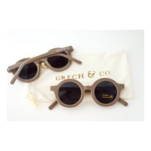 GRECH & CO SUSTAINABLE SUNGLASSES STONE