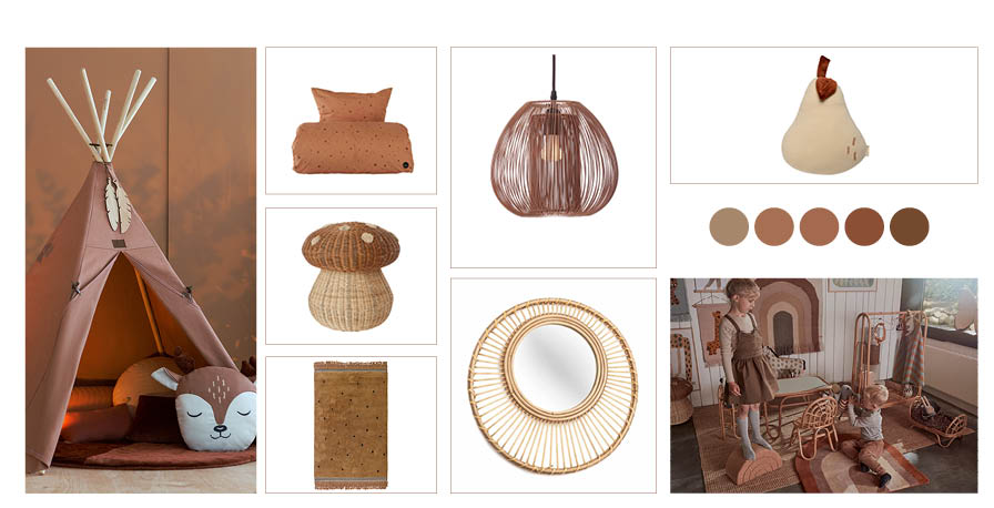 MOODBOARD BROWN IS THE NEW BLACK 430 X 220