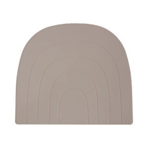 OYOY DESIGN PLACEMAT RAINBOW CLAY