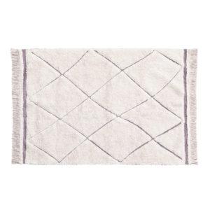 Gerecycleerde bereber tapijt van Lorena Canals