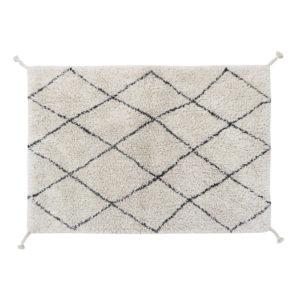 Mini bereber tapijt van Lorena Canals